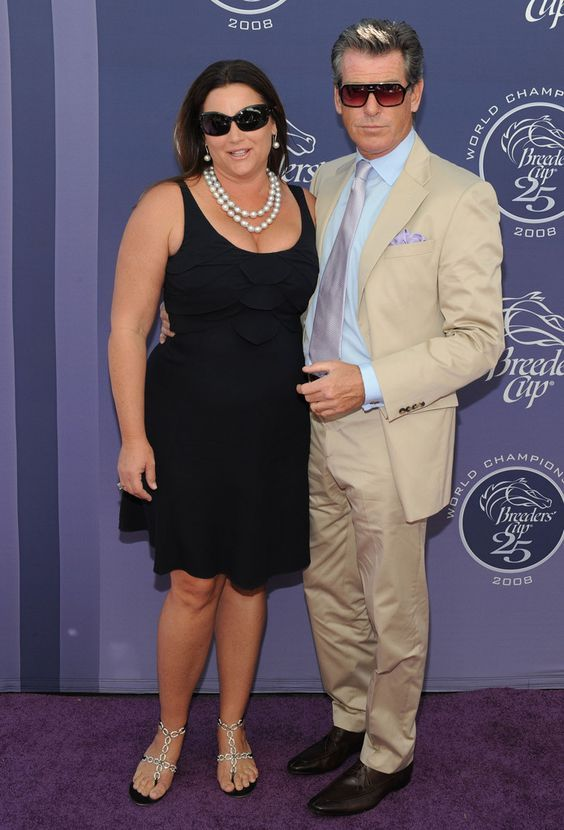 Pirce Brosnan S Wife Lost 120 Pounds Try Not To Gasp Newsbeens Com