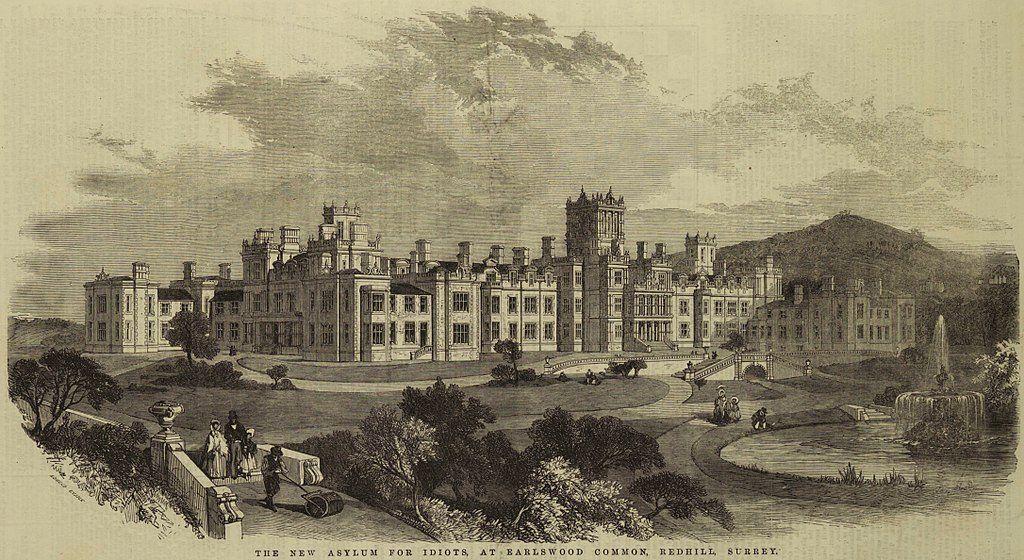 redhill asylum